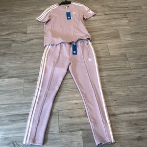 🌸New Arrival🌸 Adidas originals women's set